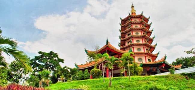Pagoda Buddhagaya Watugong