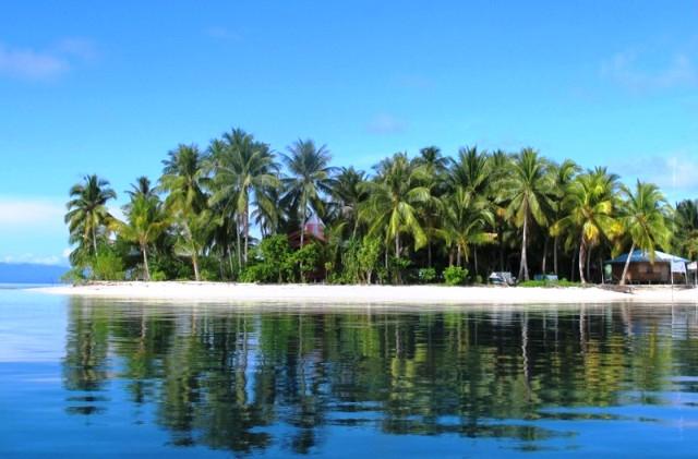 Tempat Wisata Papua - Desa Wisata Sauwandarek