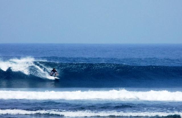 Tempat Wisata Lampung - Tanjung Setia