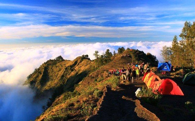 Wisata Di Lombok - Gunung Rinjani