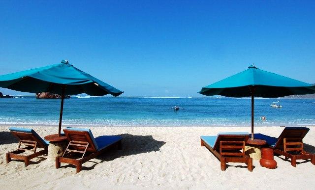Wisata Di Lombok - Pantai Kuta Lombok