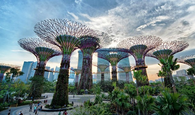 Wisata Singapura - Gardens by The Bay
