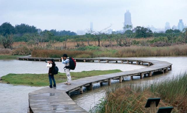 Wisata Hongkong - Hong Kong Wetland Park