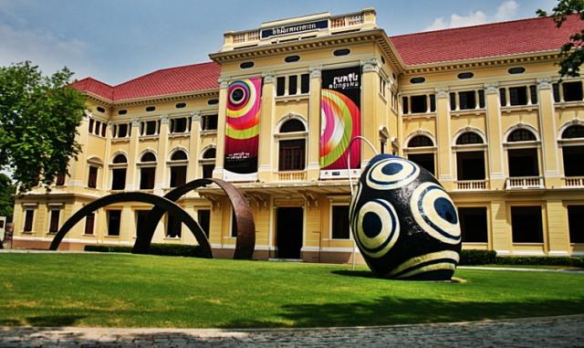 Tempat Wisata di Bangkok- Museum of Siam