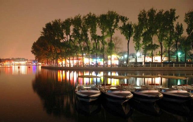 Danau Shichahai Tempat Wisata di China yang Menakjubkan