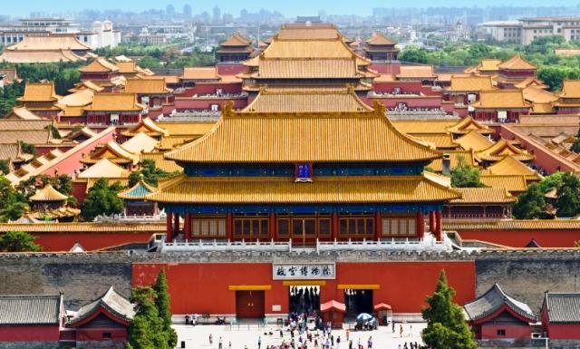 The Forbidden City Tempat Wisata di China yang Menakjubkan