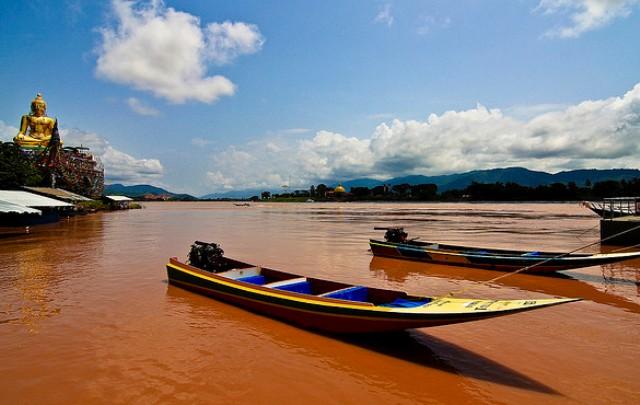 Tempat Wisata di Vietnam - Delta Mekong