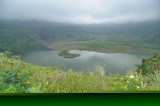 Pemandian Air Panas Gunung Galunggung