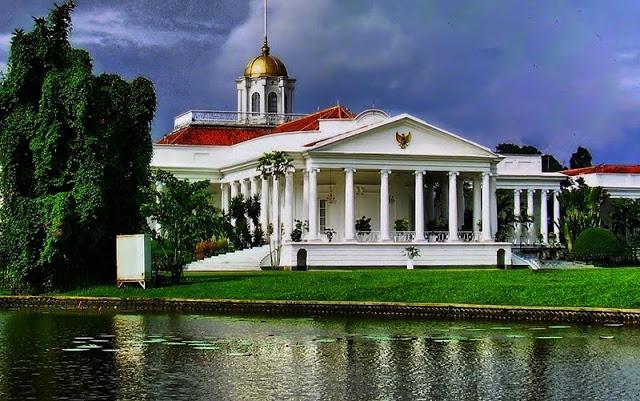 Kemegahan Wisata Istana Bogor Yang Menakjubkan
