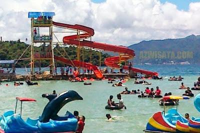 Tempat Wisata Di Bandar Lampung - Pantai Mutun