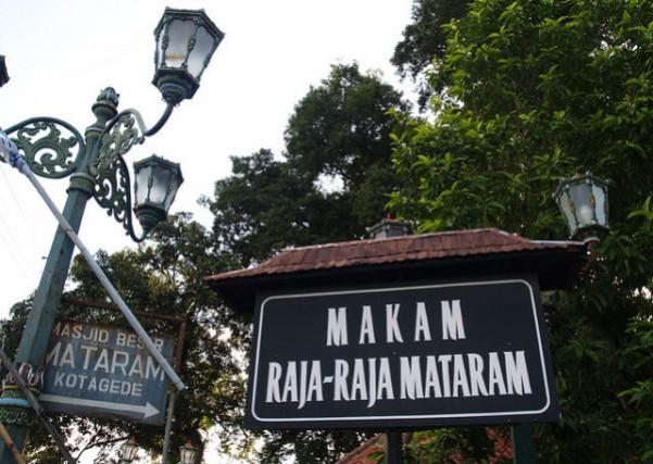 Kompleks Makam Raja-Raja Mataram - Tempat Wisata Paling Populer di Kotagede Yogyakarta