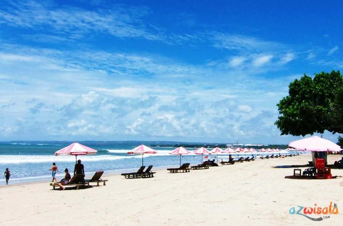 Tempat Wisata Pantai di Bali - Pantai Kuta