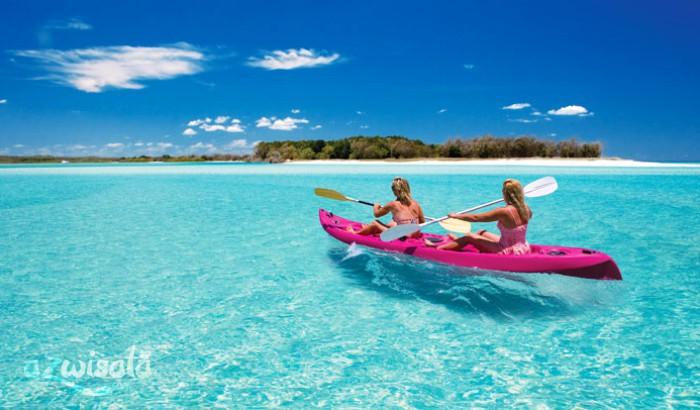 Pantai Fraser Island, Australia - Pantai Paling Indah di Dunia Versi National Geographic