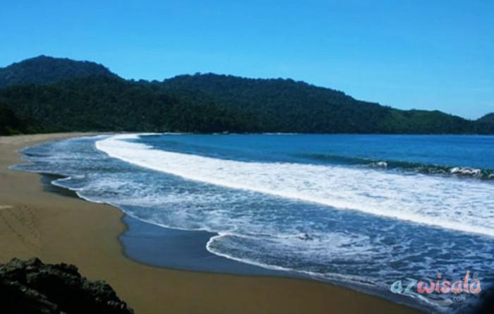 Pantai Teleng Ria - Tempat Wisata Pantai di Pacitan