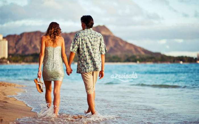 Honolulu Tempat Bulan Madu Paling Romantis