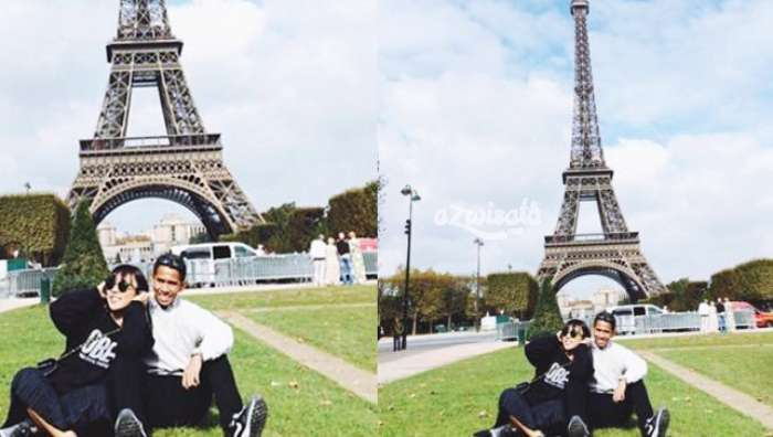 Paris Tempat Bulan Madu Paling Romantis