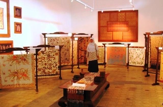 Tempat Wisata Pekalongan - Museum Nasional Batik