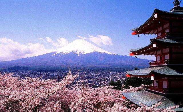 Tempat Wisata Jepang - Gunung Fuji