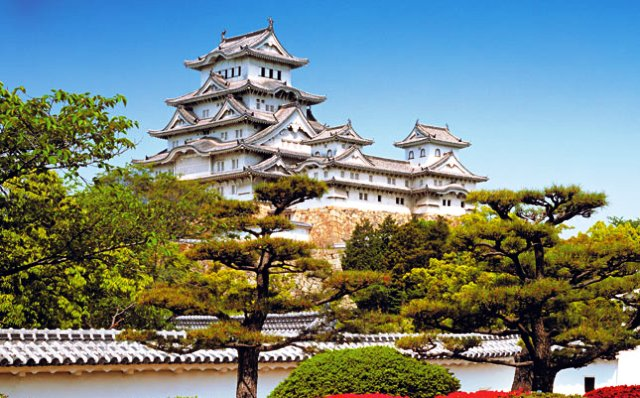 Tempat Wisata Jepang - Kastil Himeji