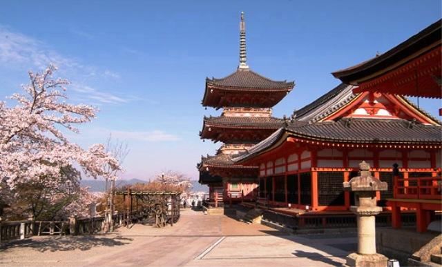 Tempat Wisata Jepang - Kiyomizudera