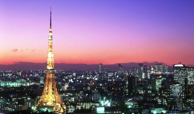 Tempat Wisata Jepang - Menara Tokyo