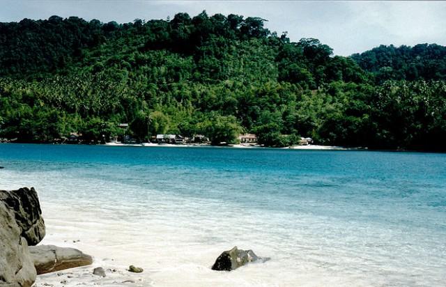 Tempat Wisata Aceh - Pulau Rubiah