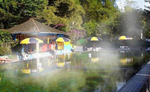 Tempat Wisata Lembang - Air Panas Ciater