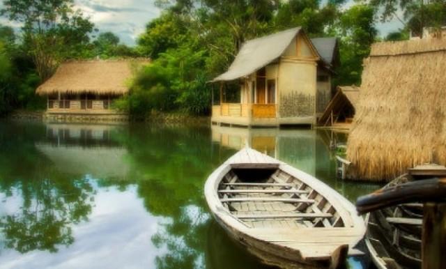 Tempat Wisata Lembang - Sapu Lidi