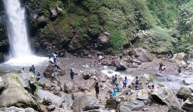 Tempat Wisata Magelang - Air Terjun Kedung Kayang