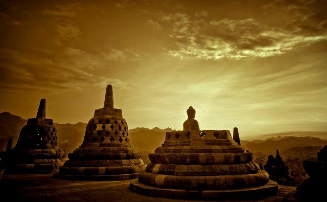 Tempat Wisata Magelang - Candi Borobudur