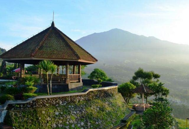Tempat Wisata Magelang - Ketep Pass
