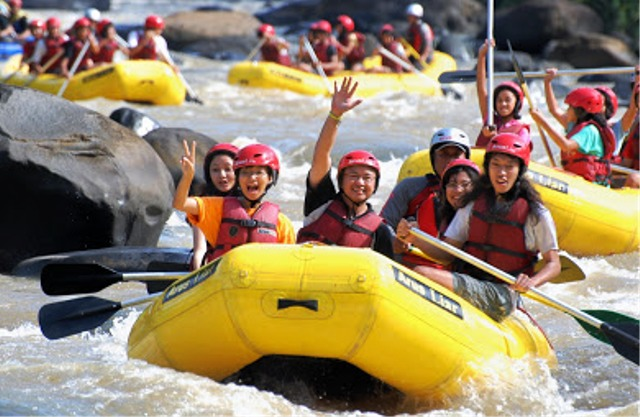 Tempat Wisata Sukabumi - Sungai Citarik