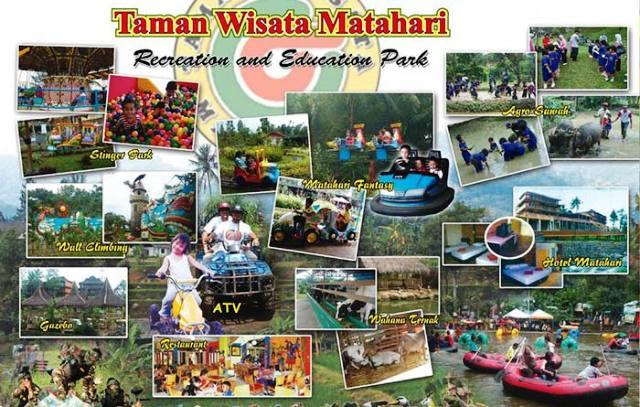 Tempat Wisata Puncak Bogor - Taman Wisata Matahari