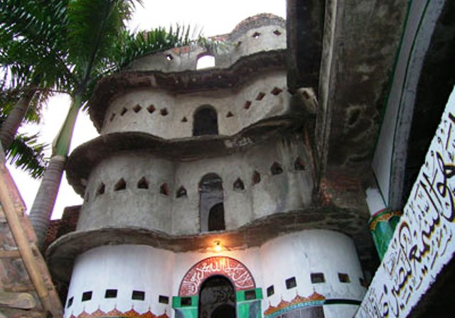 Wisata Tangerang - Masjid Pintu Seribu
