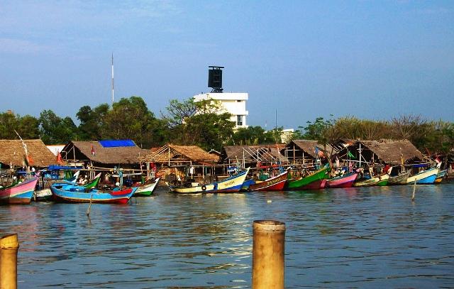 Wisata Tangerang - Pantai Tanjung Kait
