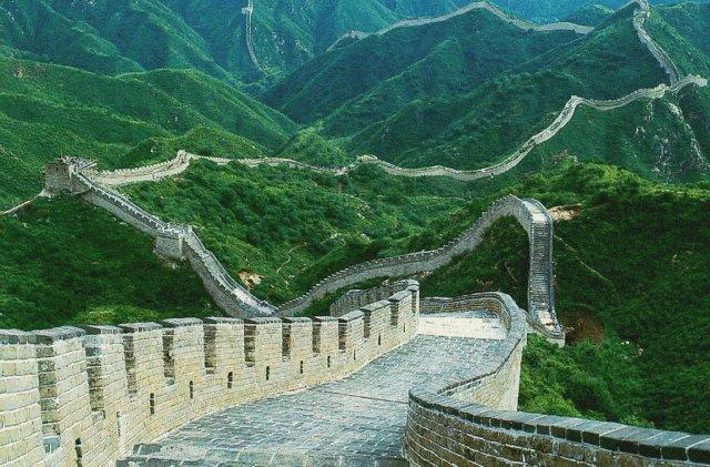 Tembok Besar China Tempat Wisata di China yang Menakjubkan