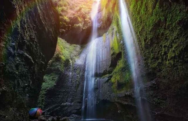 Wisata Alam di Jawa Timur - Air Terjun Madakaripura