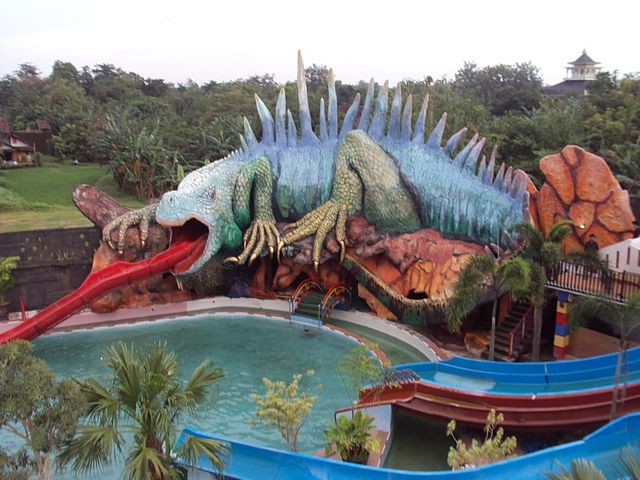 Tiara Park Waterboom and 3D Theater