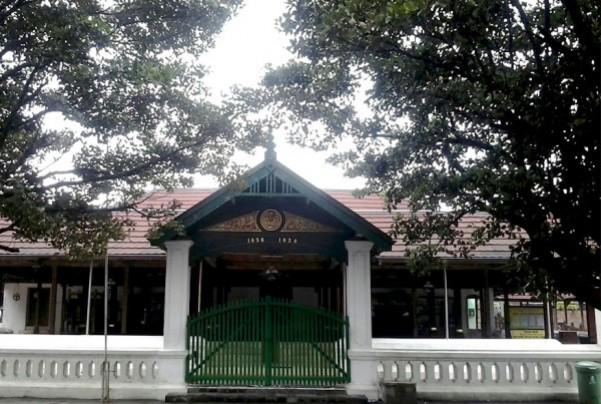Masjid Agung Kotagede - Tempat Wisata Paling Populer di Kotagede Yogyakarta