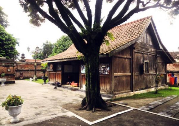 Rumah Tradisional - Tempat Wisata Paling Populer di Kotagede Yogyakarta