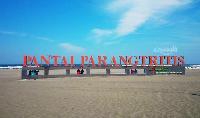 Wisata Pantai Parangtritis Yogyakarta yang Mempesona