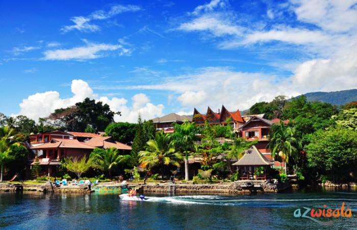 Tempat Wisata Danau Toba Desa Wisata Tomok dan Tuktuk