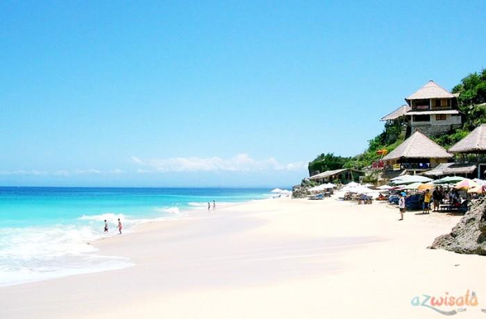 Tempat Wisata Pantai di Bali - Pantai Dreamland