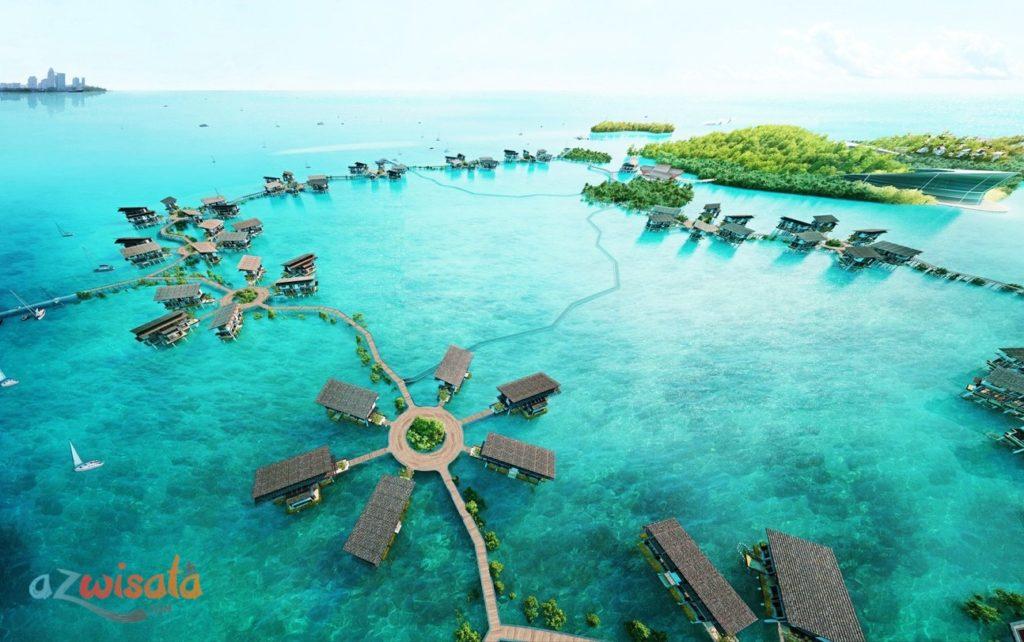 Pantai Langkawi, Malaysia - Pantai Paling Indah di Dunia Versi National Geographic