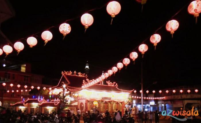 Pasar Hong Kong - Tempat Wisata di Singkawang