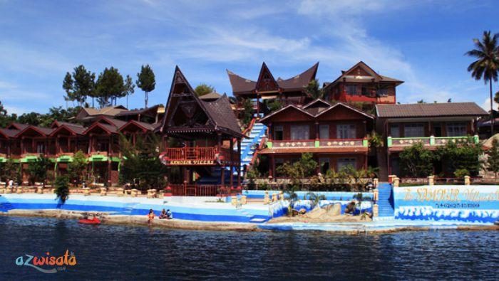 Hotel di Danau Toba